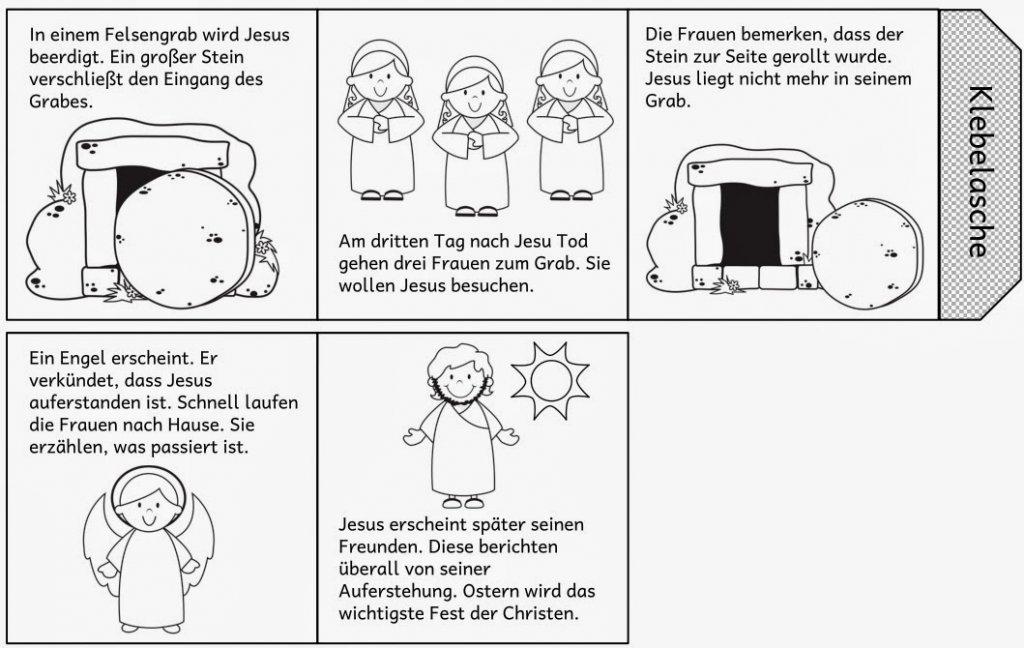 Warum wir Ostern feiern (Leporello) | Ideenreise - Blog