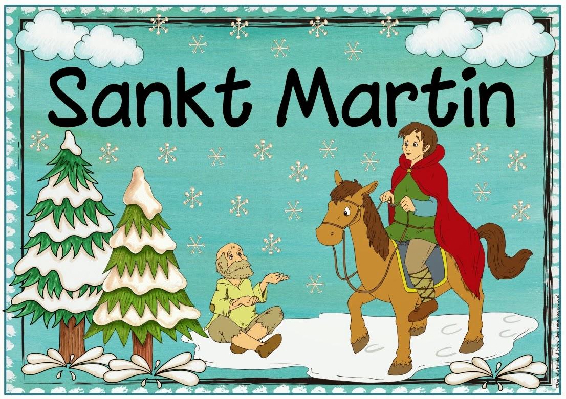 Ideenreise Blog Plakat Zu Sankt Martin