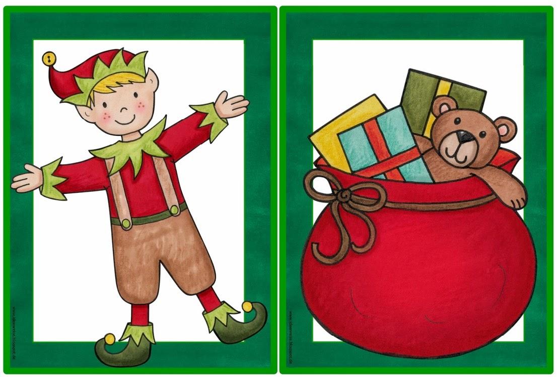 Weihnachten Englisch Grundschule