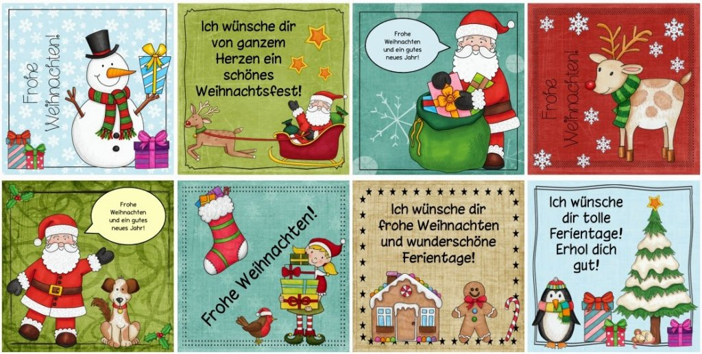 weihnachtsgr e grundschule. Black Bedroom Furniture Sets. Home Design Ideas