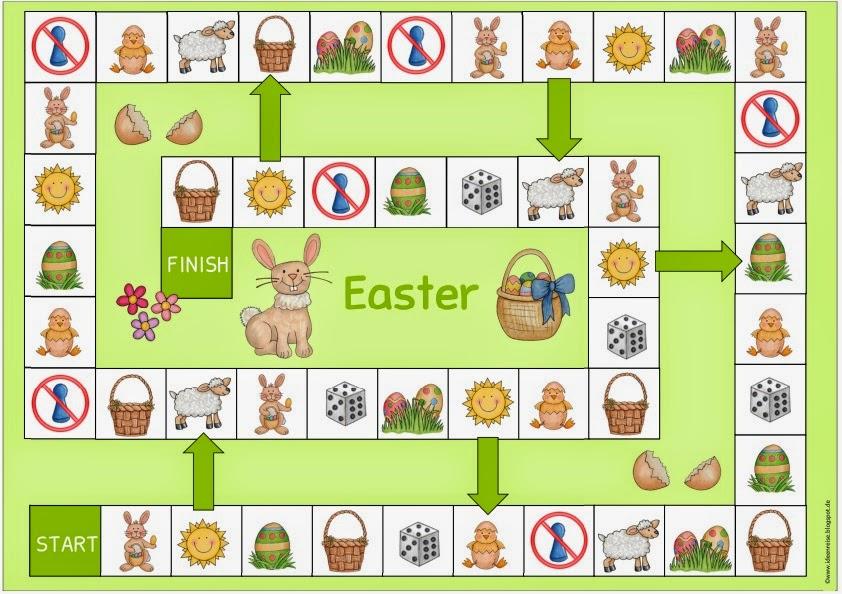 Ostern Spiele