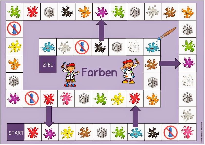 Formen Und Farben Spiel gallery - zalaces.bastelnmitkindern.info