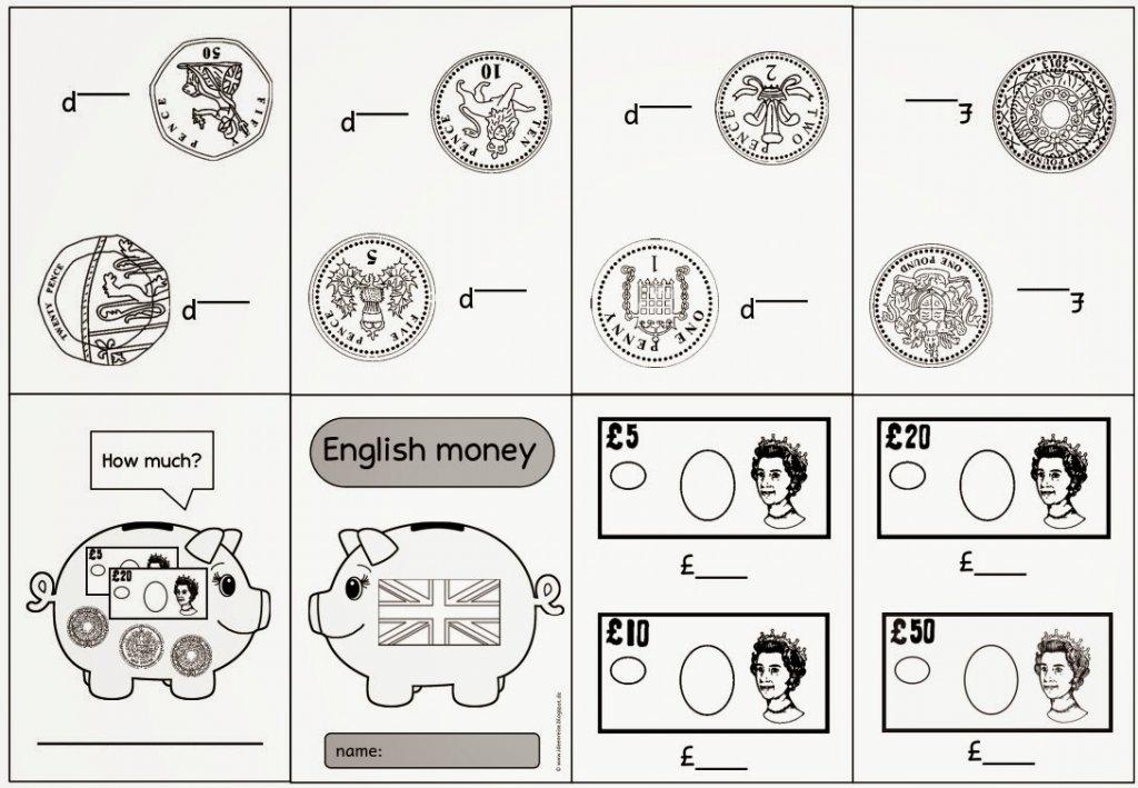 Rund ums englische Geld | Ideenreise - Blog