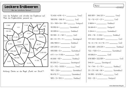 Klassenregeln grundschule bildkarten  Ideenreise - Blog | Innovativ- kreativ: Material für die Grundschule